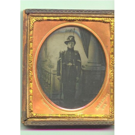 Soldier With Hardee Hat  (CUR125)