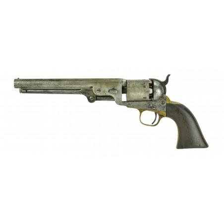 Colt 1851 Navy .36 Caliber Revolver (C15695)