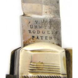 Unwin & Rogers Knife .25...
