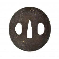 Iron Tsuba (MGJ1379)