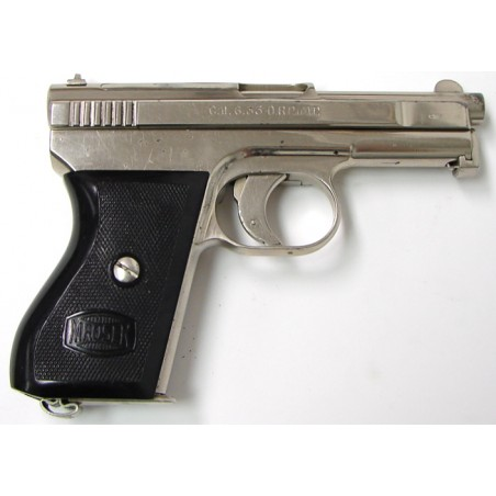 Mauser 1910/34 .25 ACP caliber pistol.  (PR15157)