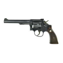 Smith & Wesson K-22 .22 LR...