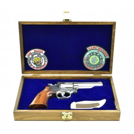 "Smith & Wesson ""Texas Game Warden Special Edition"" Commemorative (COM2347)"