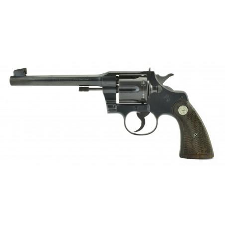 Colt Officers Model .22 LR (C15581)