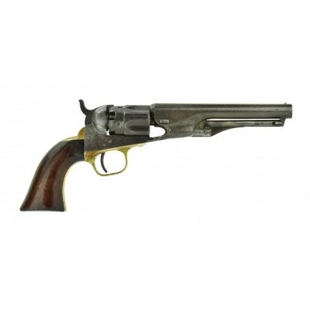 Colt 1862 Police Model .36 Caliber Percussion Revolver (C15556)