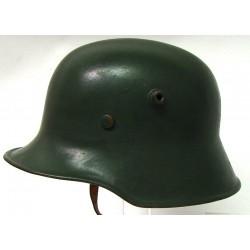 German Model 1916 helmet...