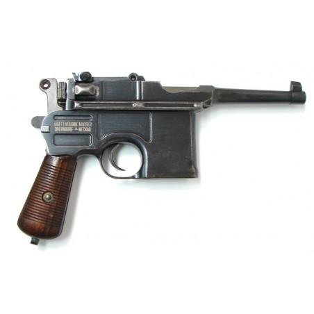 Mauser Bolo Broomhandle .30 Mauser (PR16973)