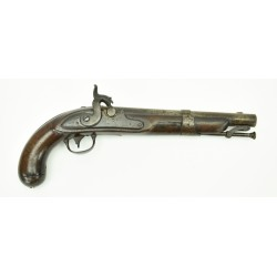U.S. Model 1826 Navy Pistol...