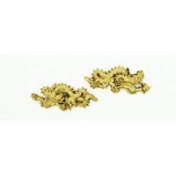 Pair of Gold Menuki (MGJ280)