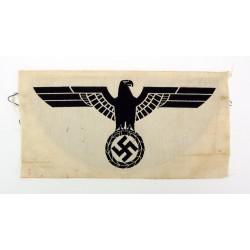 Nazi Eagle Sports Front...