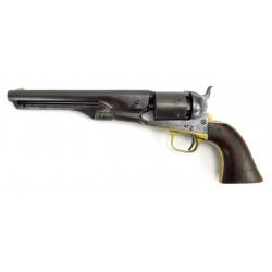 Colt 1861 Navy revolver...