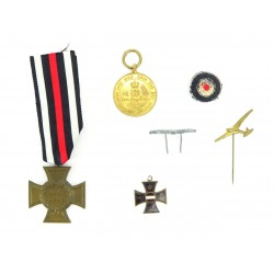 Lot of German WWI and WWII...