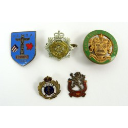 Lot of Five Miscellaneous...