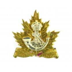 Canadian Infantry Cap...