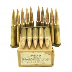 German WWII 8mm Ammunition...