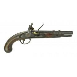 U.S. Model 1816 Flintlock...