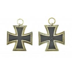 Unmarked German Iron Cross...