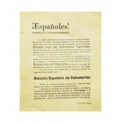 Original Spanish Volunteer...