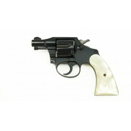 Colt Police Positive Banker's Special Copy .38 S&W (C12296)