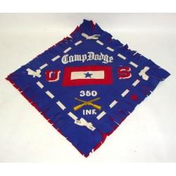 1918 Dated Souvenir Banner...