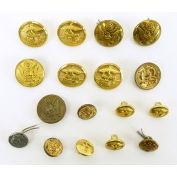U.S. Military buttons (MM839)