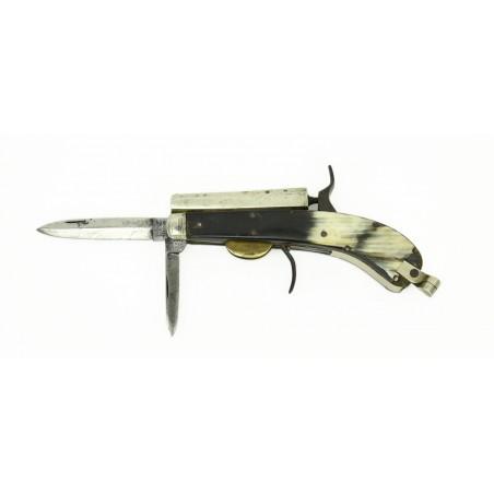Unwin & Rodgers Knife Pistol (AH4186)