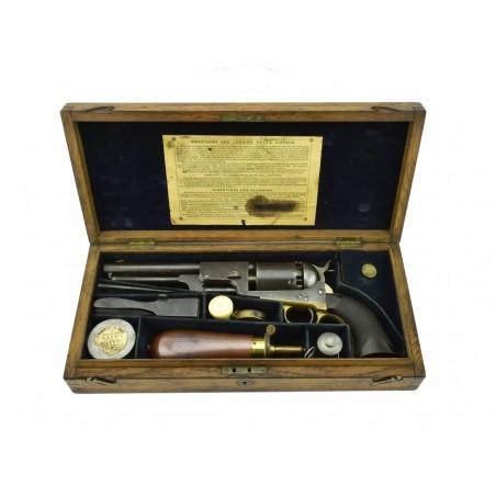 Factory Cased London Colt 3rd Model Dragoon Revolver (C12419)