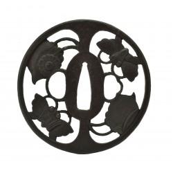 Authentic Japanese Tsuba...