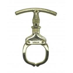 Iron Claw Handcuff. (MIS1255)