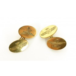 Set of 1936-1937 14k gold...