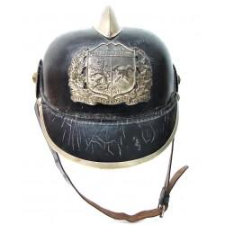 French Firemans Helmet (MH405)
