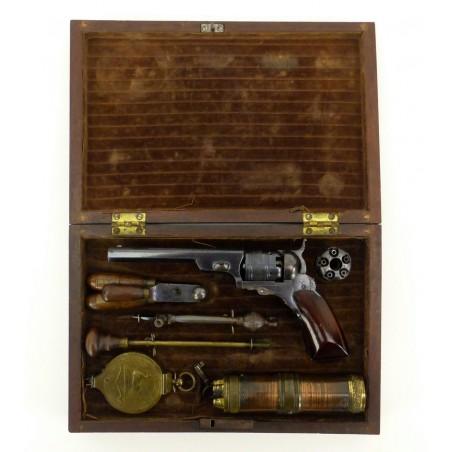 Cased Colt Baby Paterson № 1 .28 caliber revolver (C10152)