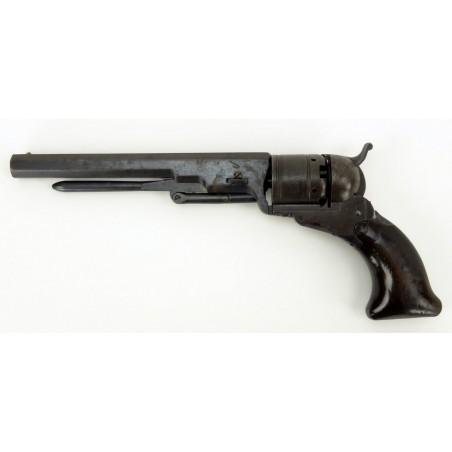 Colt № 5 Texas Paterson with Loading Lever .36 caliber revolver (C10151)