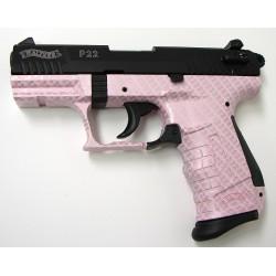 Walther P22 .22 LR caliber...