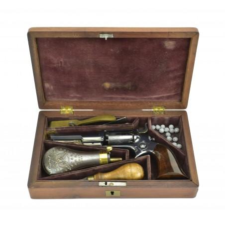 Mint Cased Colt 1855 Root Model 2 Revolver (C15102)