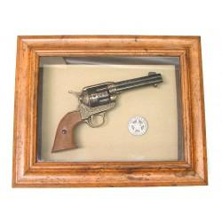Colt Single Action engraved...