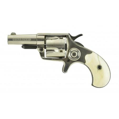 Colt New Line 1st Model .41 (C12897)