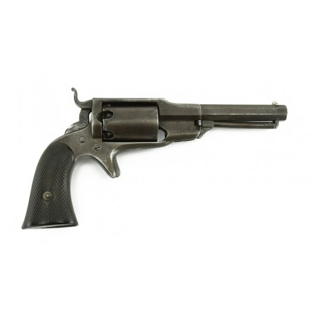 Remington Beals 3rd Model Pocket Revolver (AH4629)