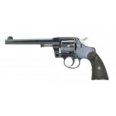 Colt New Army Revolver with 1892 Grips (C15937)