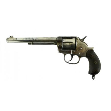 Colt Model 1878 DA .44-40 Revolver (C13492)