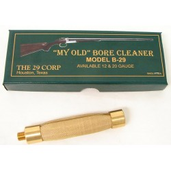 """""""My Old"""" bore cleaner model..."""