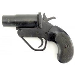 British WWII Era flare gun...