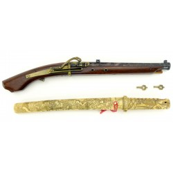 Japanese Matchlock pistol...