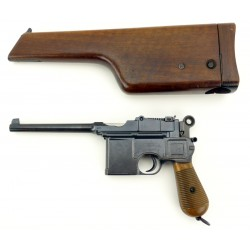 Rare Mauser transitional...