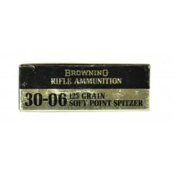 Vintage Browning .30-06...