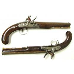 Pair of Flintlock Duelers...