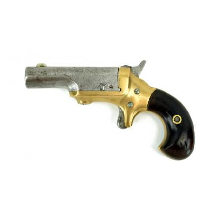 """Rare Colt """"Pregnant"""" Frame 3rd model Derringer (C11140)"""