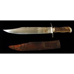 Bowie knife by Joseph...