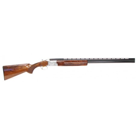 Browning Citori Grade V 410 gauge shotgun. Rare early Grade V model with Diana grade style engraving and silve (s3094)