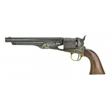 Colt 1860 Army Civilian Model Revolver (C15867)